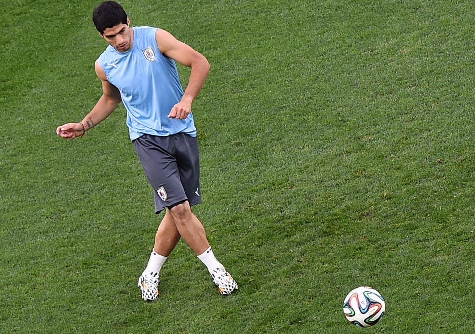 09e88bdc68d England vs Uruguay World Cup 2014  Luis Suarez factor poses England defence  their biggest test