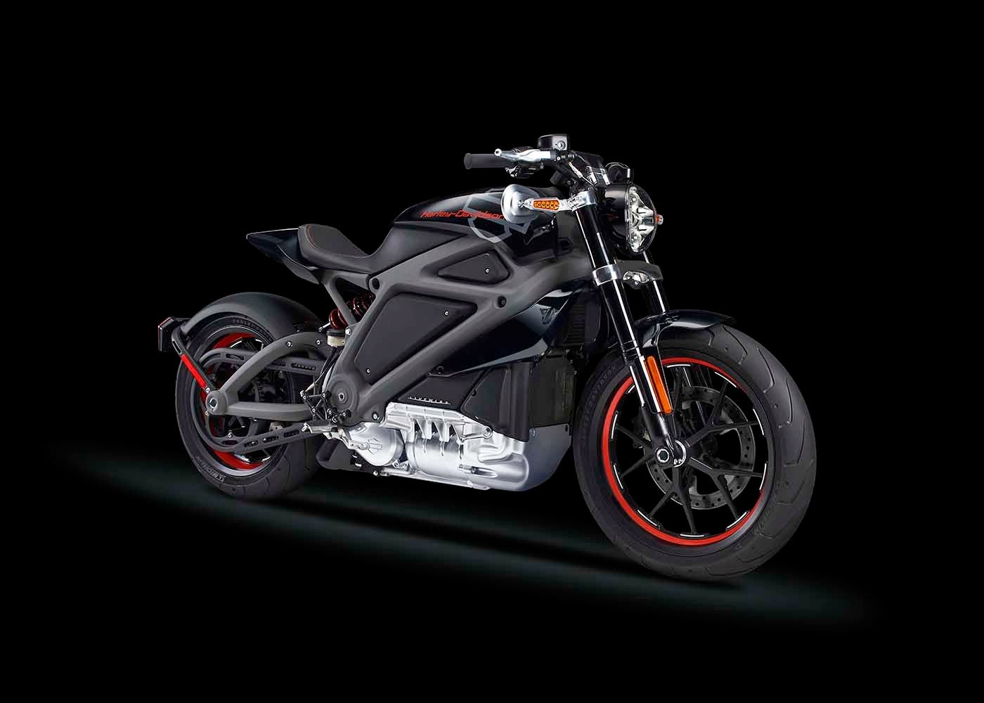 harley-davidson unveils the livewire - its first-ever electric