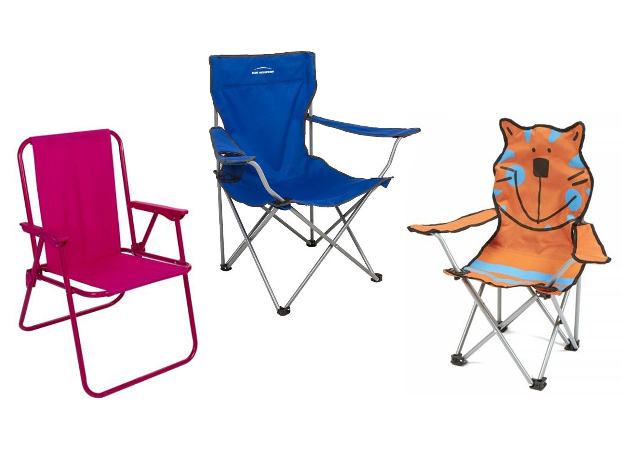 10 best camping chairs