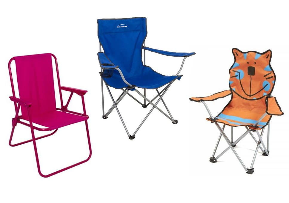 Enjoying the great outdoors need not mean roughing it. Here s our pick of  seats for campers who value comfort f41b2a18accad