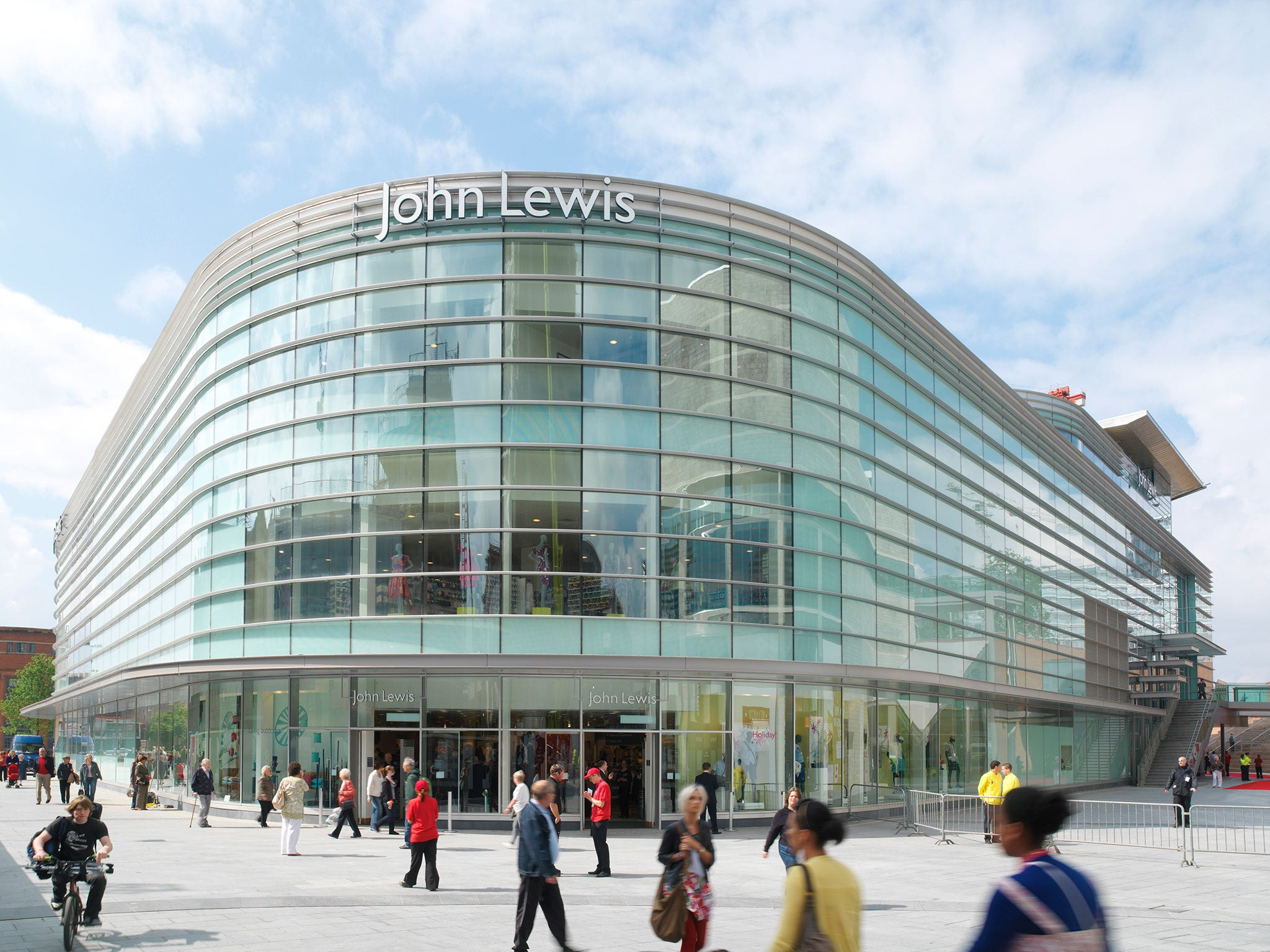 John Lewis chief warns Scots: 'Independence could lead to ...