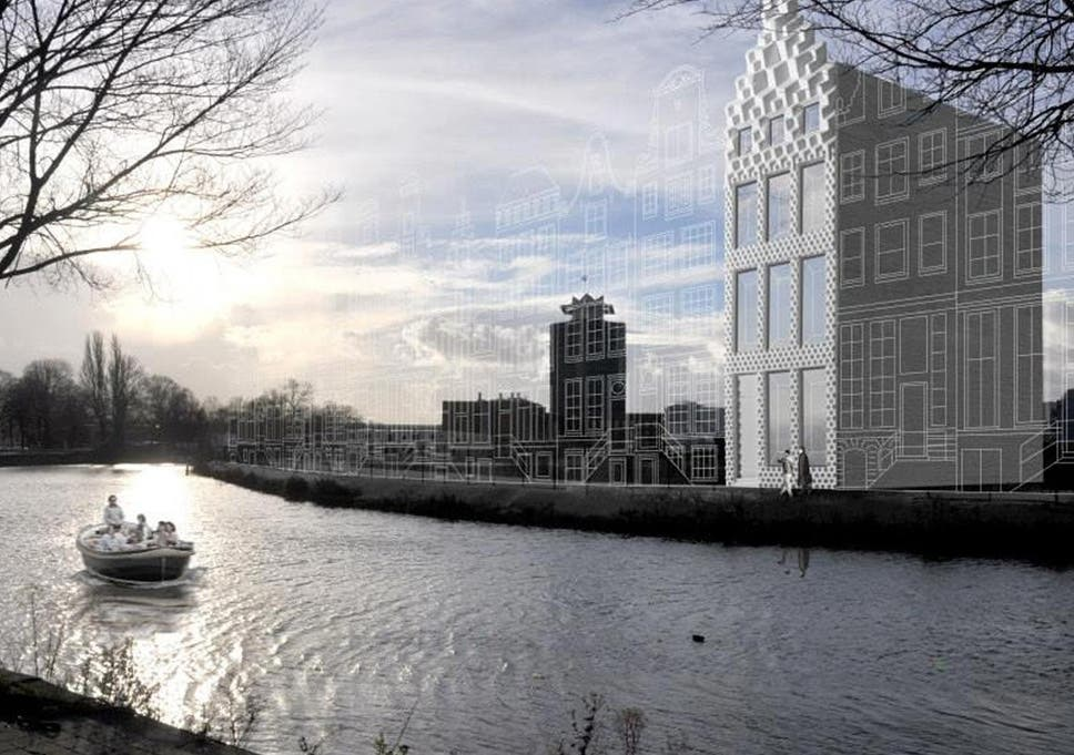 The 3D printing revolution: Architects promise anything from a new