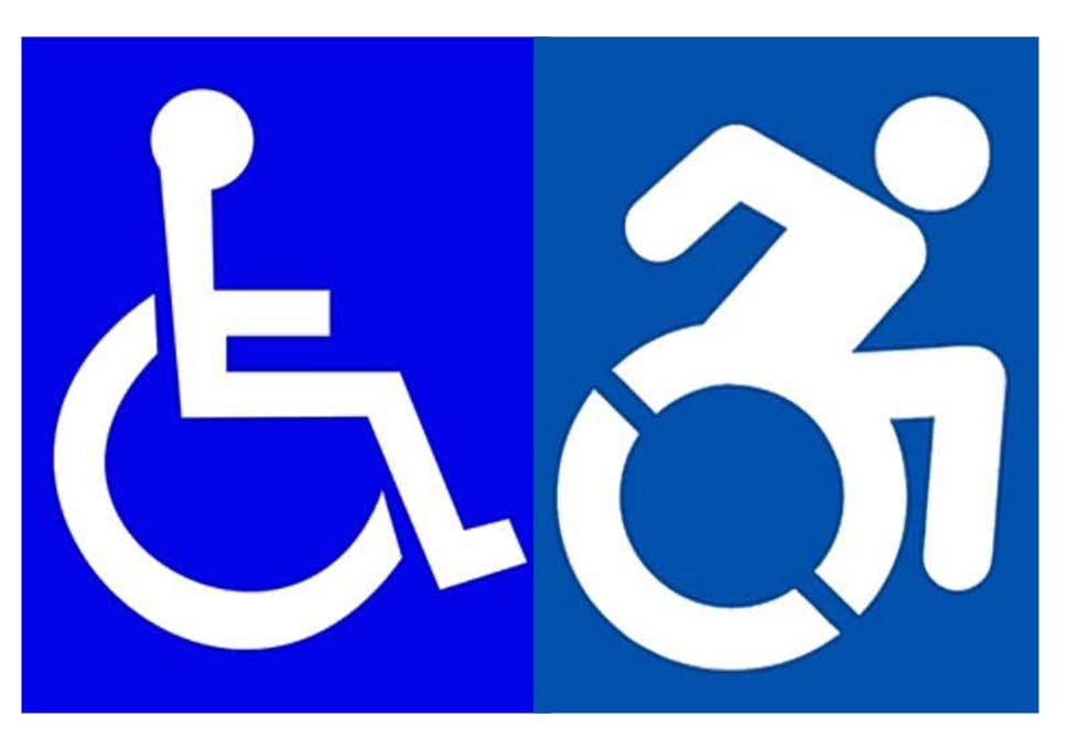 Should Britain Look At Introducing A More Dynamic Wheelchair Sign