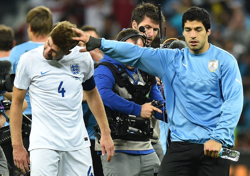 3b48a6d4c Steven Gerrard World Cup 2014  Captain admits England were naive in ...
