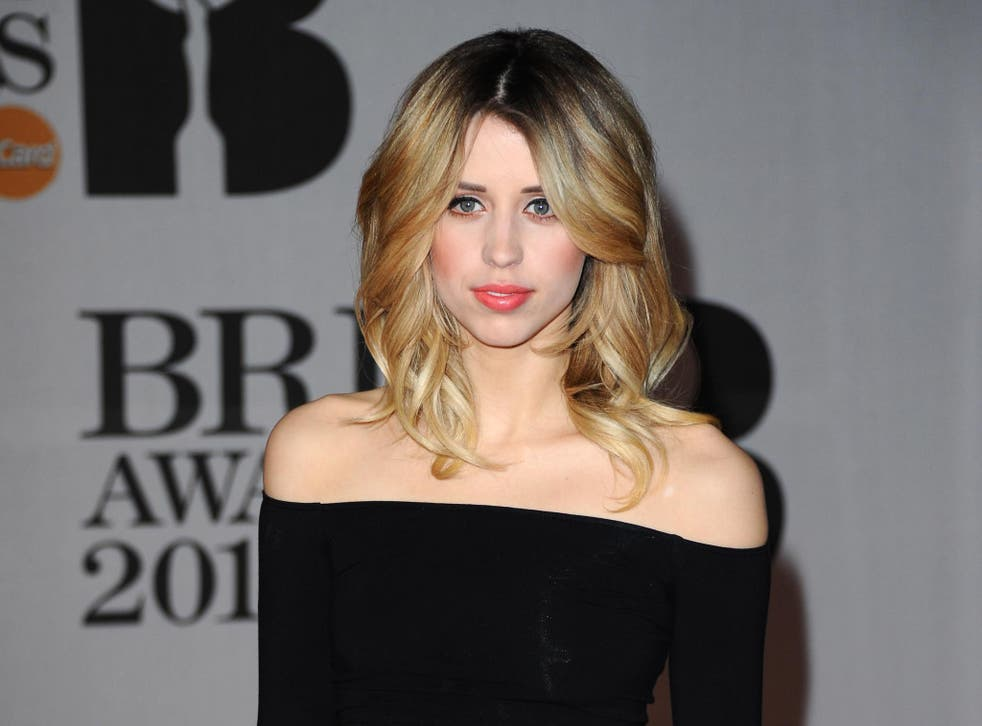 A message from the late Peaches Geldof has emerged vowing never to die from heroin