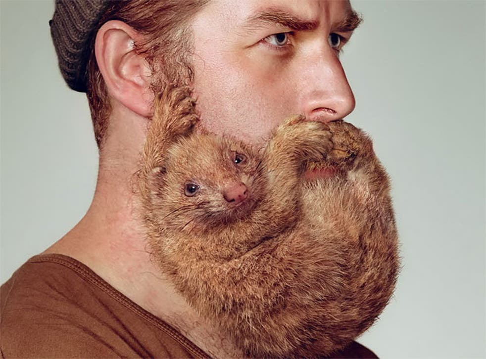 Scientists recently warned we may have reached 'peak beard'