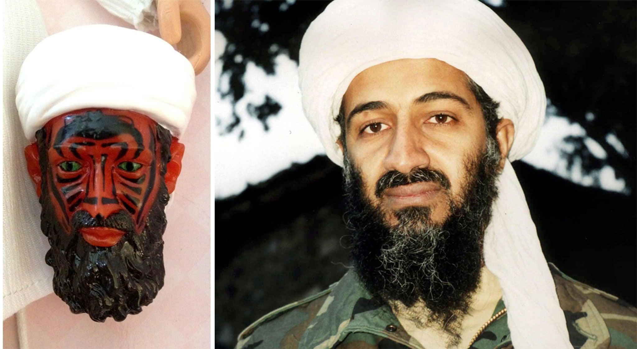 CIA Created Demonic Osama Bin Laden Toy To Turn Children