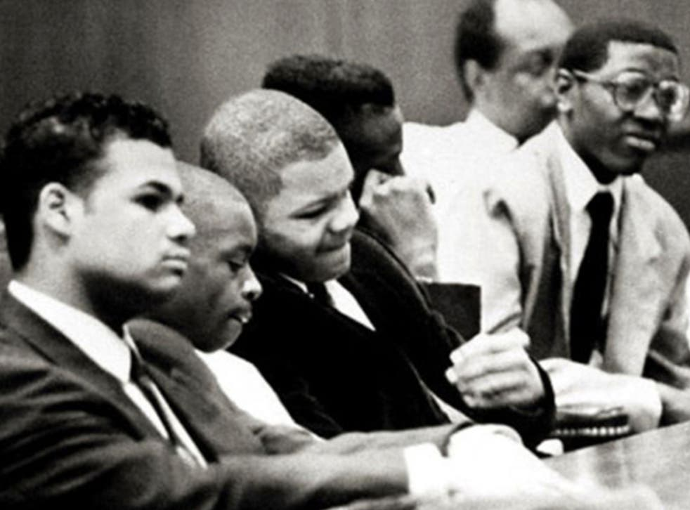 Antron McCray, Kevin Richardson, Raymond Santana, Yusef Salaam and Kharey Wise were found guilty of rape and assault