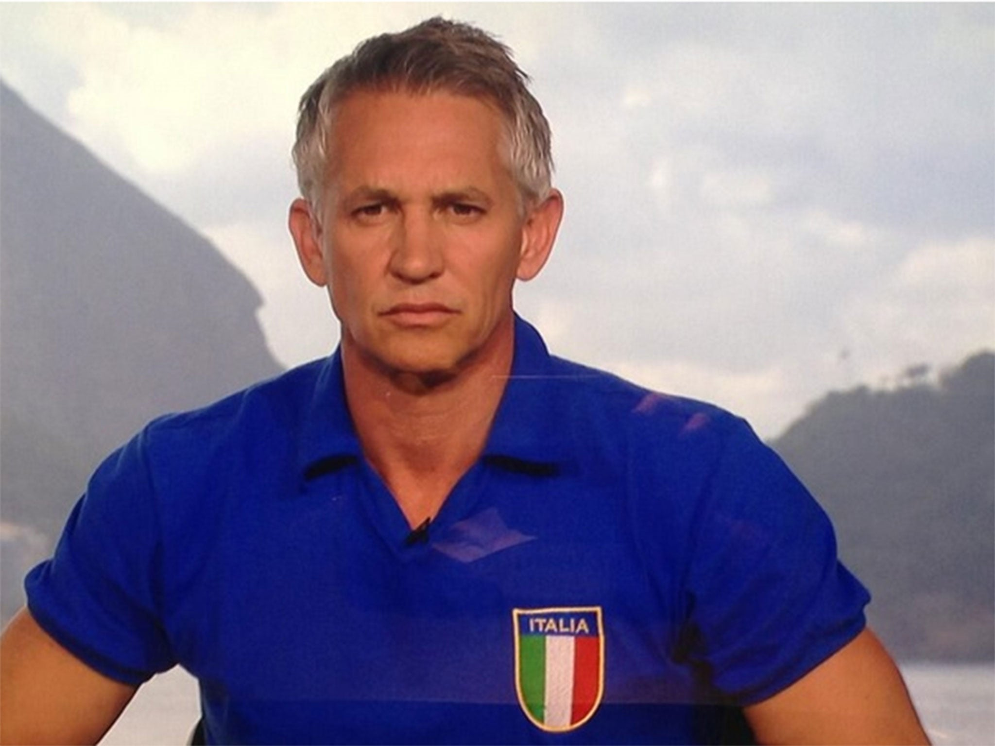 Gary Lineker states the not so bleeding obvious I hate  : Gary Lineker from www.independent.co.uk size 2048 x 1536 jpeg 188kB