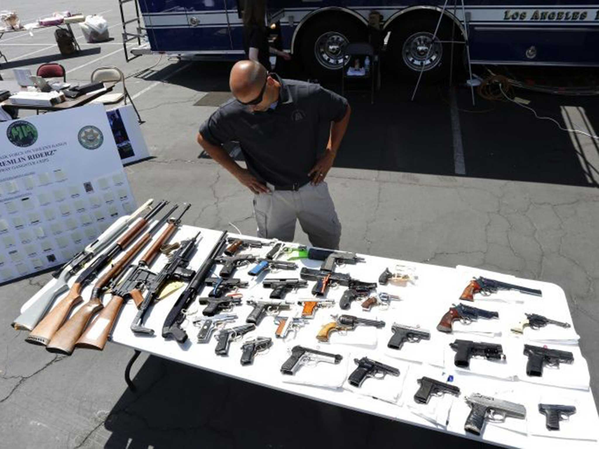Gang dragnet sweeps up 72 of LA's hard-core Crips | The Independent