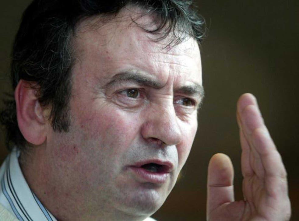 Gerry Conlon in 2005