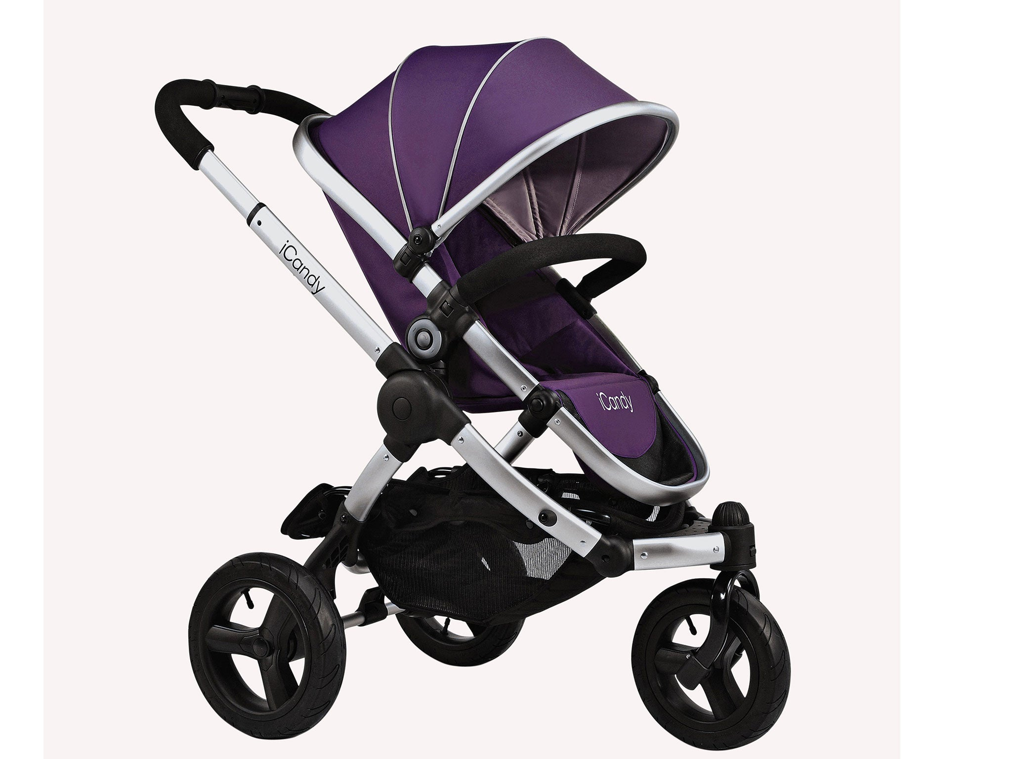 iCandy Peach Jogger, Loganberry