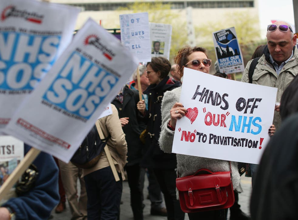 All three political parties are now under pressure to confirm whether or not they will back a significant increase to the health service's £110bn annual budget