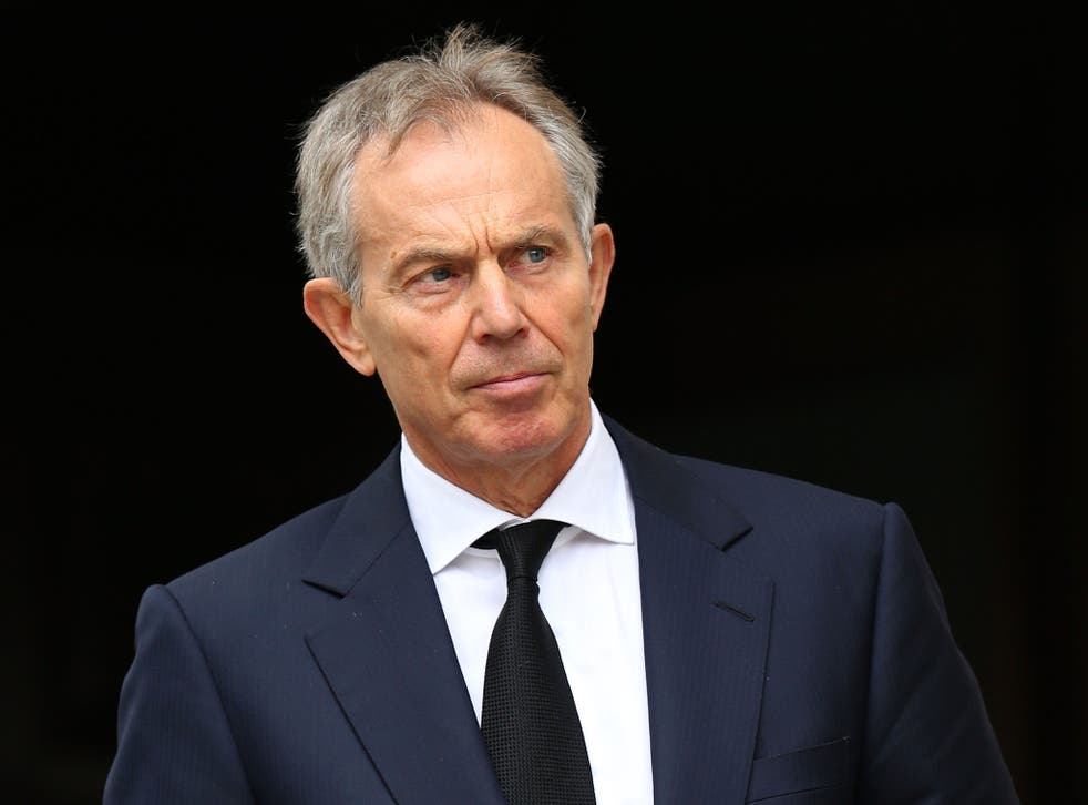 Tony Blair: 'Of course the Iraq of 2014 bears, in part, the imprint of the removal of Saddam Hussein 11 years ago'