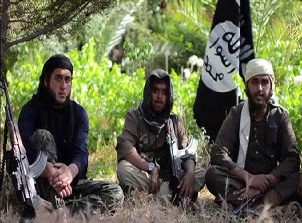 It is feared the publicity surrounding the video has already had an effect on other potential British Jihadi recruits