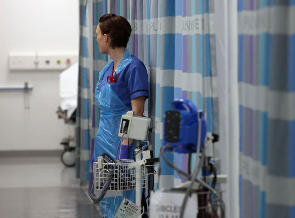 Fears continue to mount about the pressures on the NHS