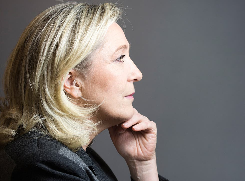 Marine Le Pen's political allies lost out on €22m of EU funds