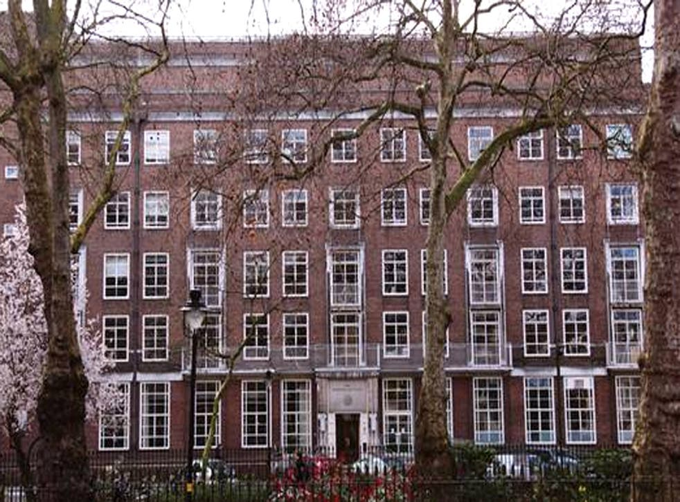 The Warburg Institute is a research institution associated with the University of London
