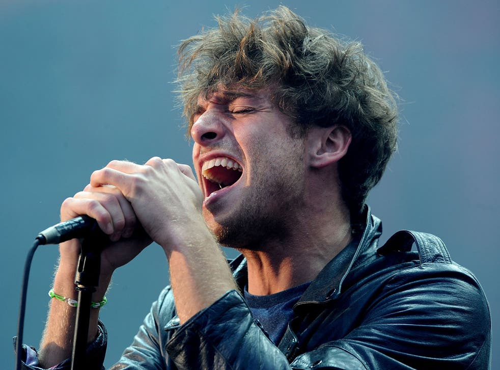 Paolo Nutini performs live at Radio 1's Big Weekend at Glasgow Green on 25 May, 2014, in Glasgow, Scotland