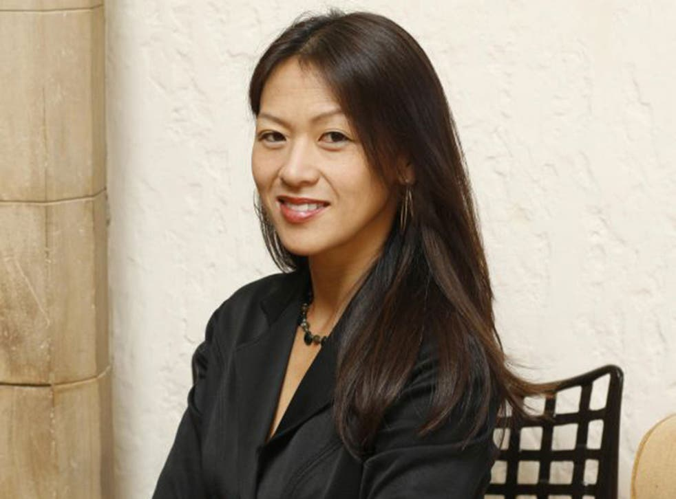 Amy Chua is the author of the controversial book, Battle Hymn of the Tiger Mother