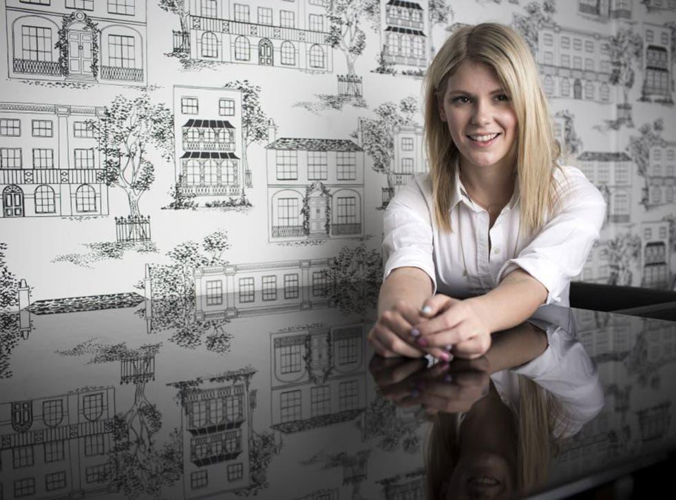 More than reflected glory: Hannah Arterton