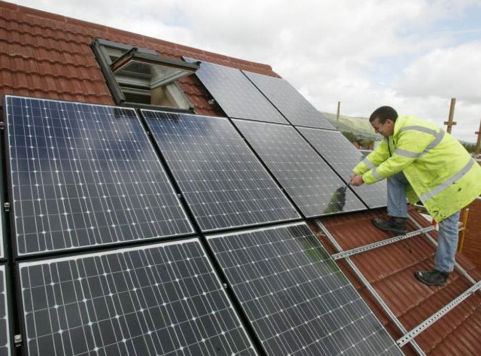 Only 10,000 people have taken advantage of the home energy efficiency schemes under the Green Deal