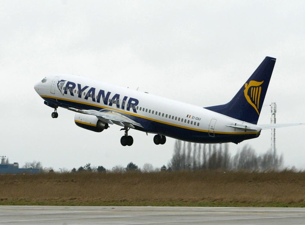 Two Ryanair planes have been damaged in a collision at Stanstead Airport, causing three hour delays to flights this morning.
