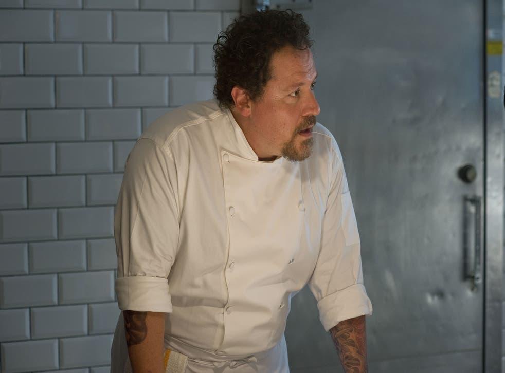 Warm gently: Jon Favreau stars in the feelgood comedy 'Chef'