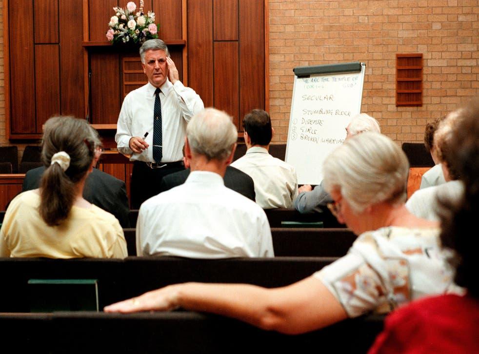The comforts of belief: a Mormon temple in Birmingham