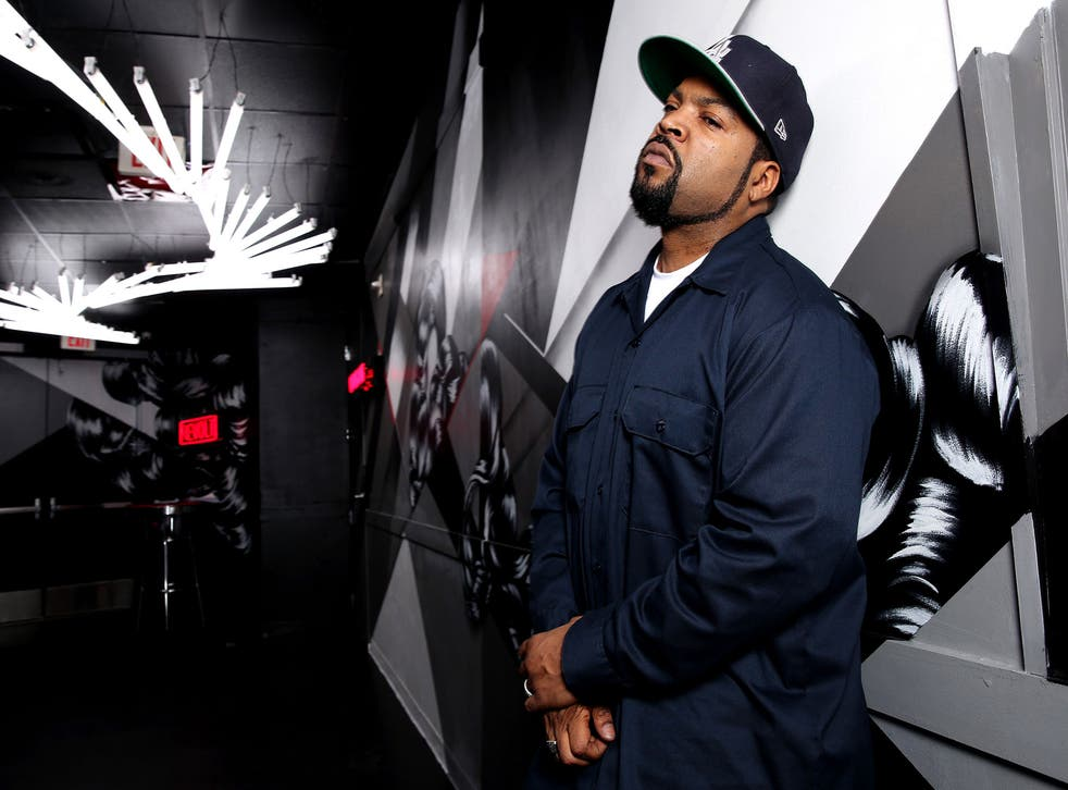 Ice Cube: 'I don't like bad cops, I don't like abusive cops. I definitely don't like crooked cops'