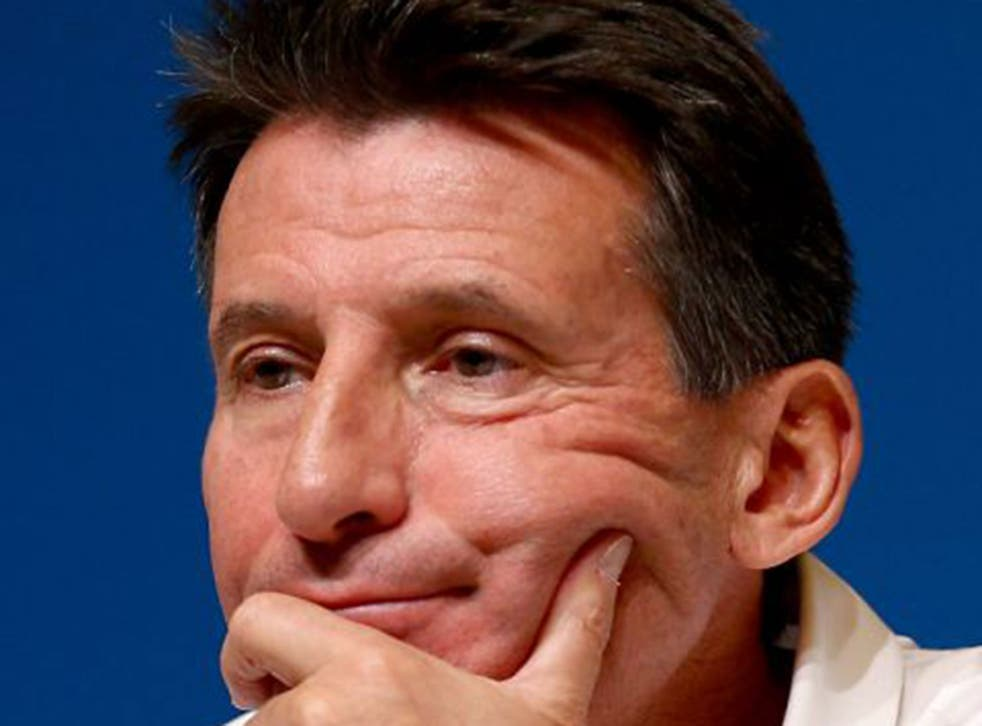 Much to ponder: Lord Coe could be lost to sport should he join the BBC (Getty)