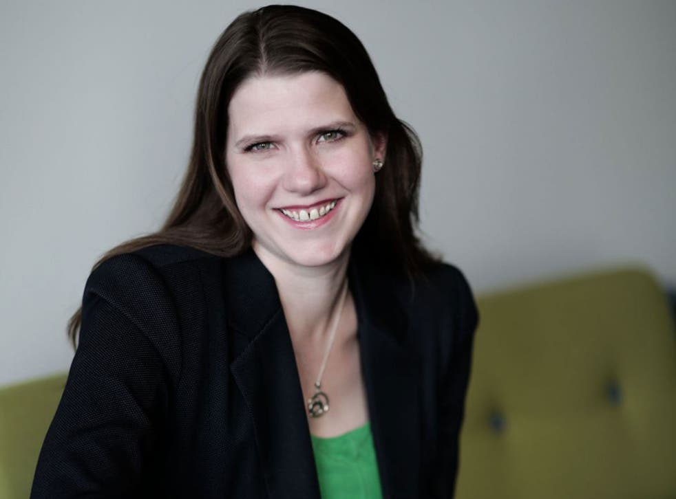 Jo Swinson initially joined the coalition government as ministerial aide to Business Secretary Vince Cable