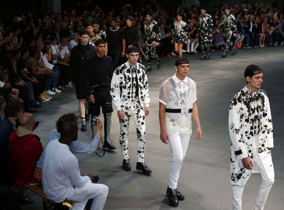 Givenchy's spring/summer 2015
