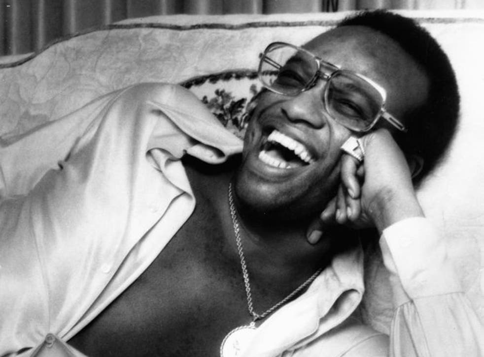 Bobby Womack, 1944-2014: 'Maybe if I wasn't high, my life might not have lasted so long'