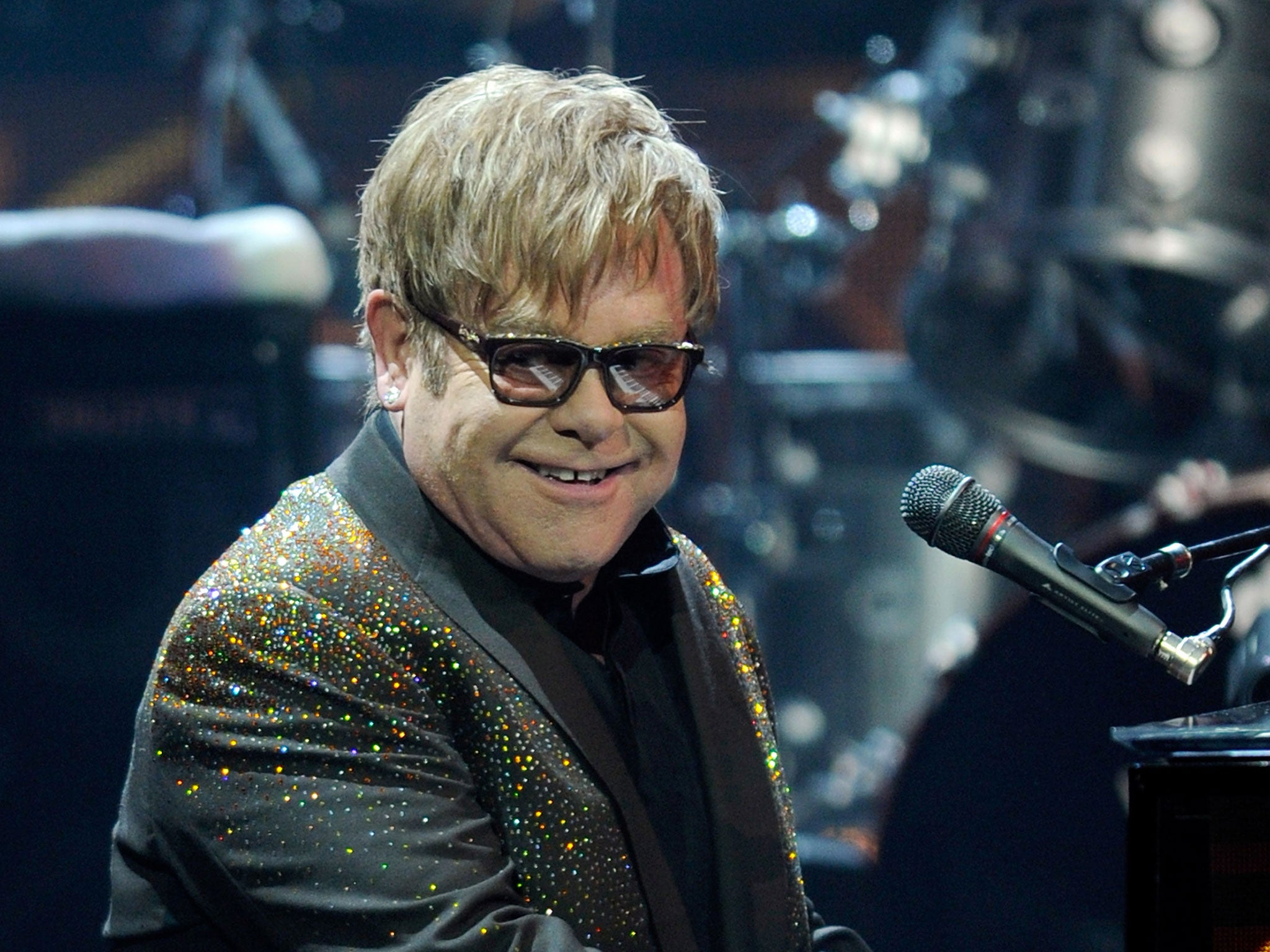 Elton John On Gay Marriage 43