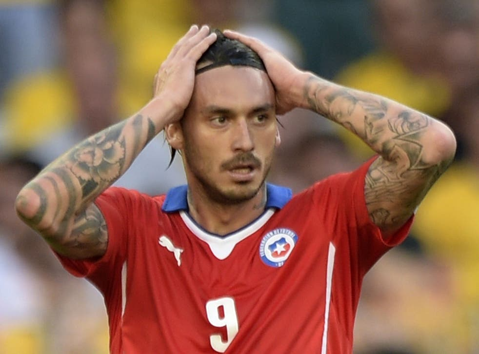 Fifa have launched an investigation into reports that Maurico Pinilla was assaulted by a Brazilian official