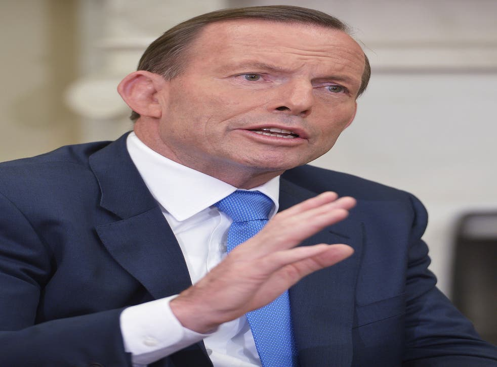 Tony Abbott has pledged to end the 'age of entitlement'