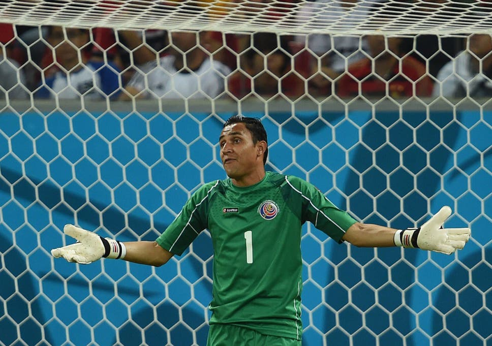 bc9e0e988 Costa Rica goalkeeper Keylor Navas becomes  world s most wanted  after  World Cup displays