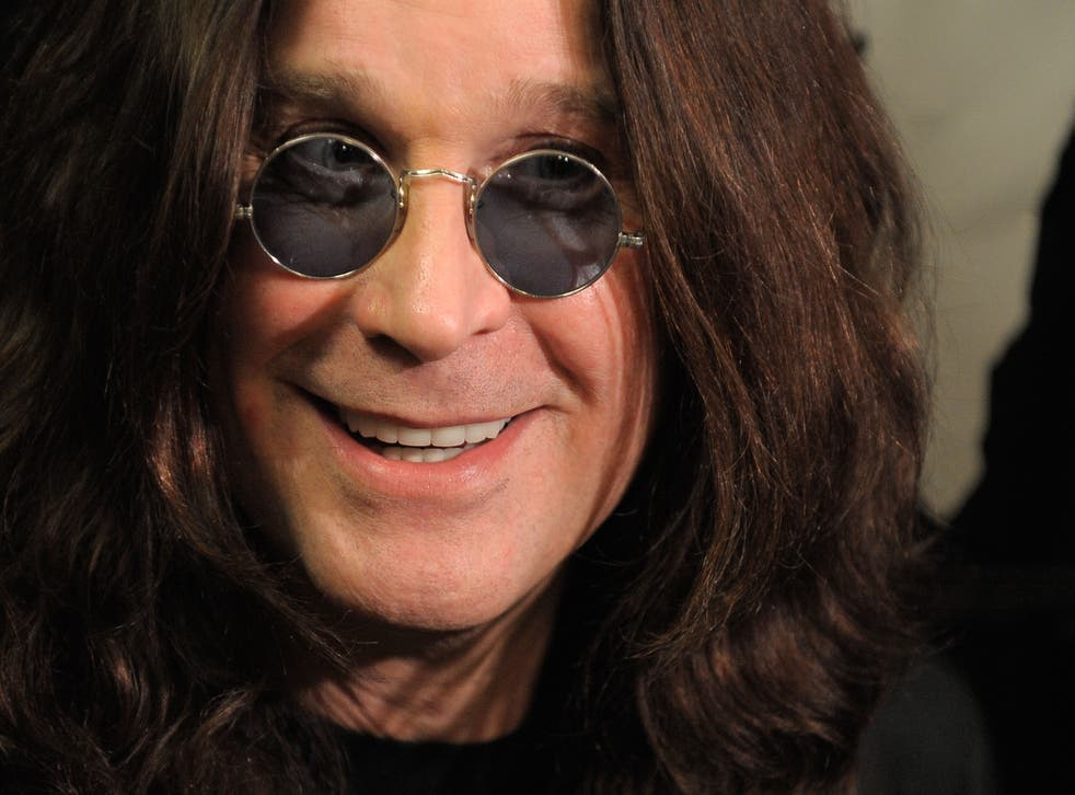 Ozzy Osbourne has said he would love to be knighted