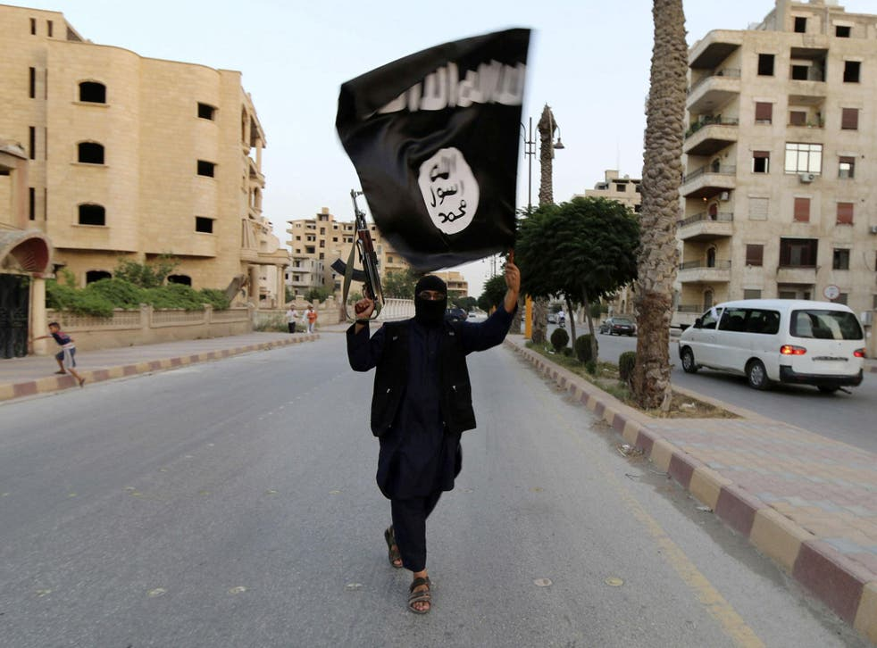 Isis claimed the men were killed for spying