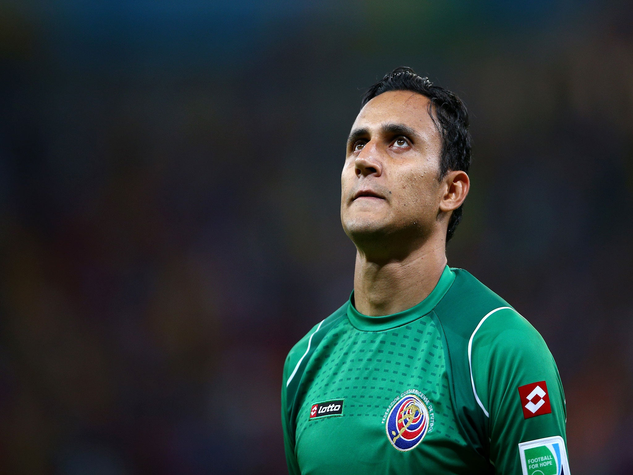 Keylor Navas Who is the Costa Rica goalkeeper Arsenal are