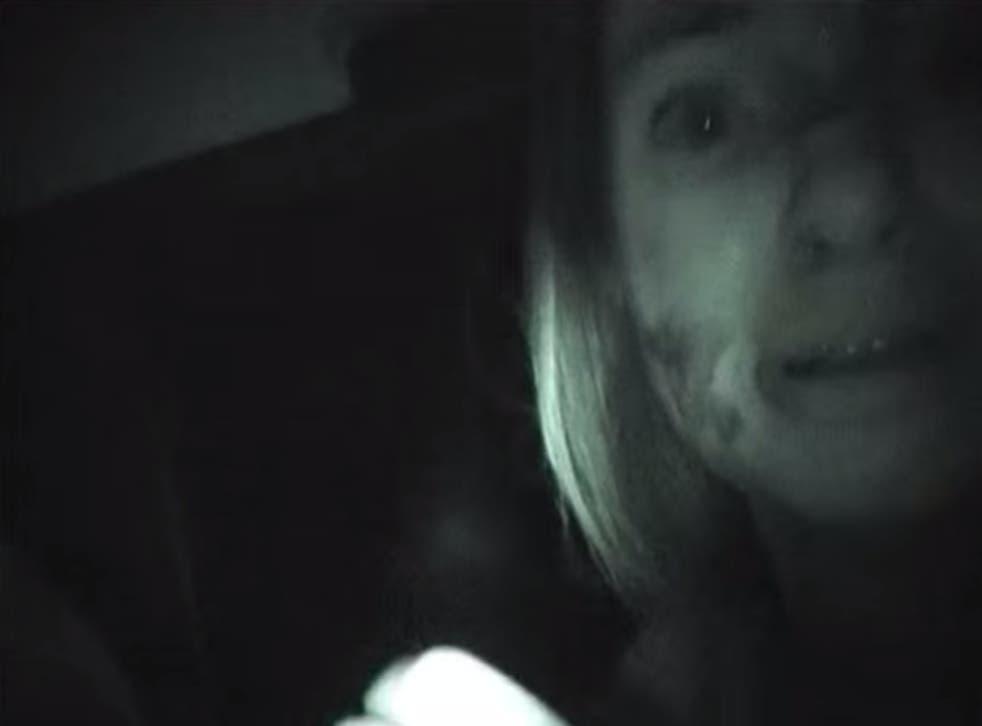Teresa Fidalgo originates in the video 'A Curva'