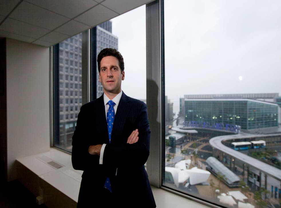 Benjamin Lawsky, New York's superintendent of financial services