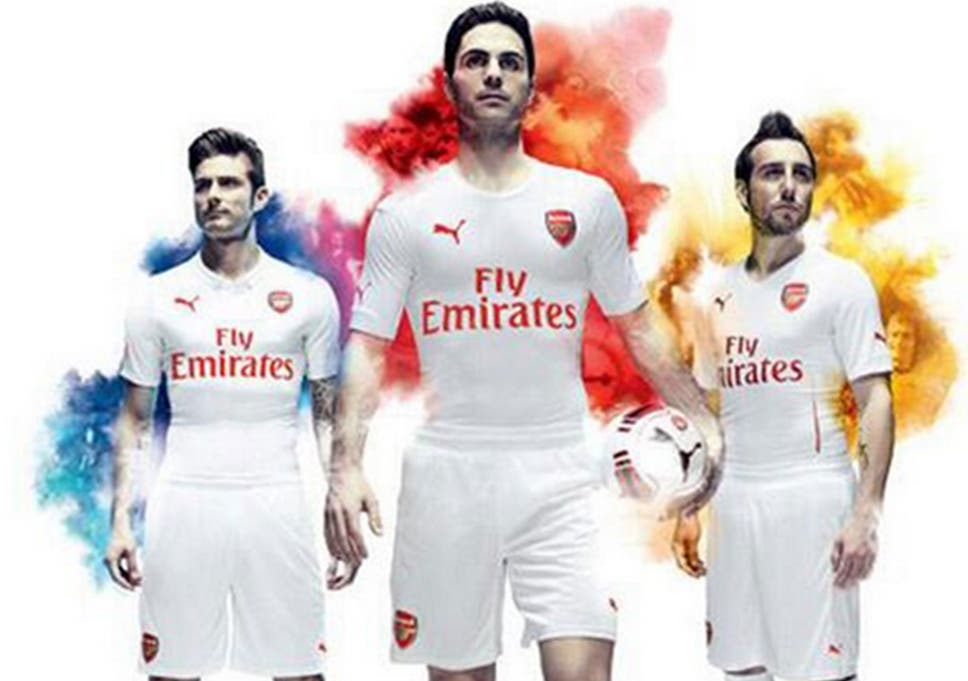 Arsenal new kit  Puma release teaser videos as record deal officially  starts today d2a291d8e