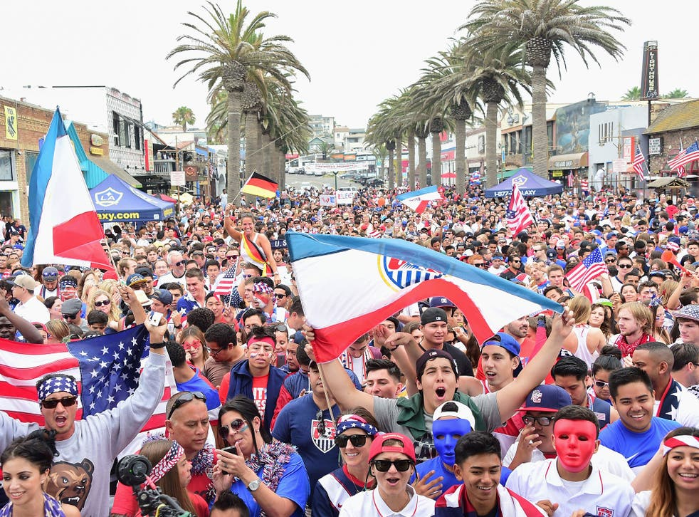 Soccer has become the 'second most' popular sport in the USA