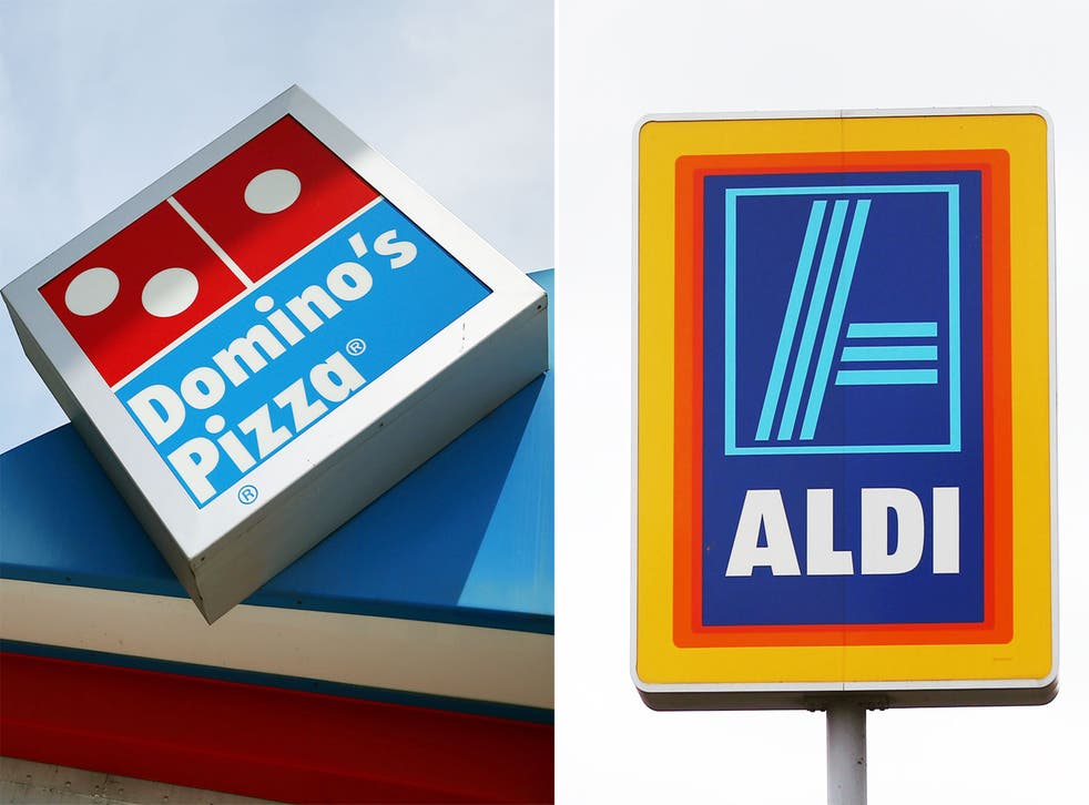 The Domino's Pizza chain has defended its food standards staff were caught purchasing bags of 59p wedges from Aldi to sell in one of their branches for £3.49 per portion.