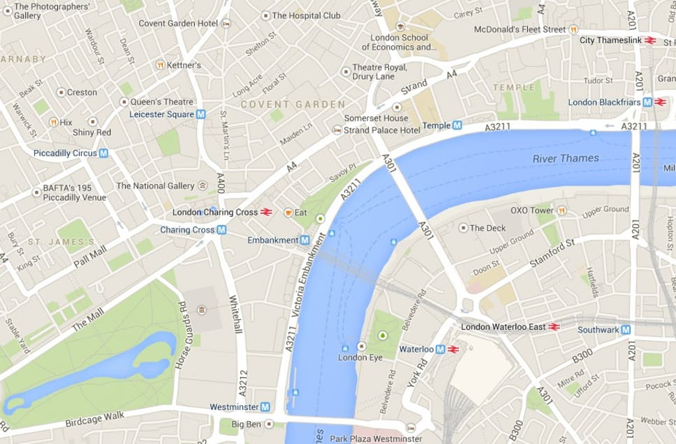 Google Maps is showing London Tube stations as NYC subway stops ...