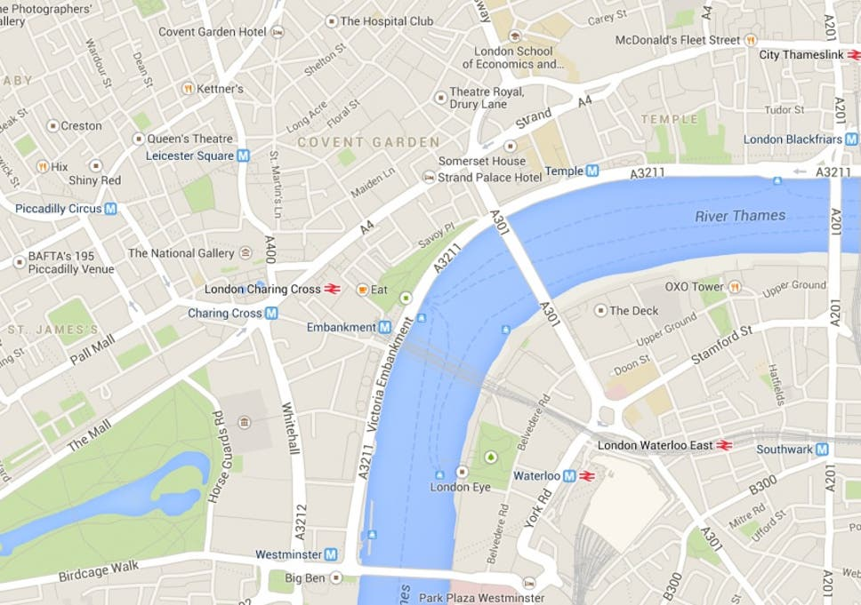 Google Maps is showing London Tube stations as NYC subway ...