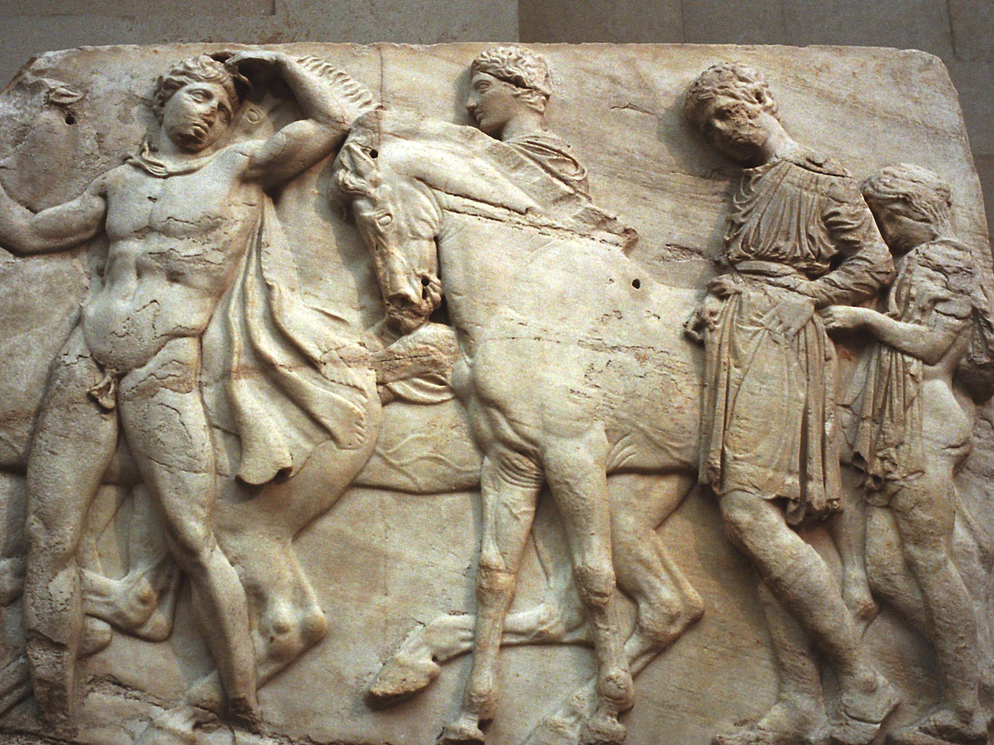 First Ever Legal Bid For Return Of Elgin Marbles To Greece
