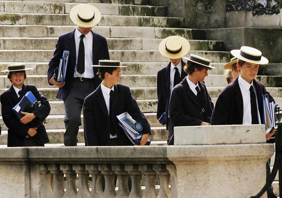 privately educated people dominate top british jobs damning report